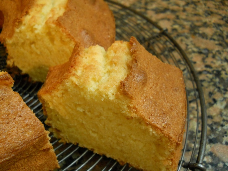 Orange Rum Cake Recipe — Dishmaps