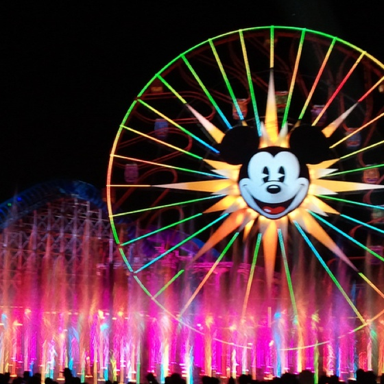 The Wonderful World of Color. :) <3