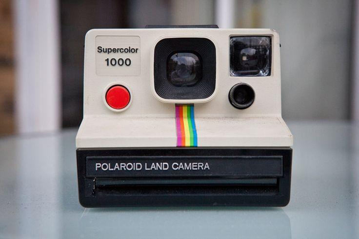 Vintage polaroid land camera vintage cameras gumtree australia