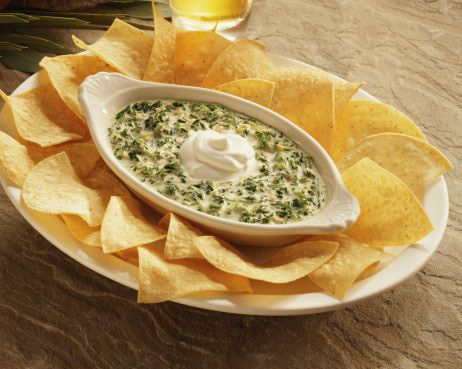 Hot Spinach Dip Recipe - Easily the best spinach dip ever...has ...