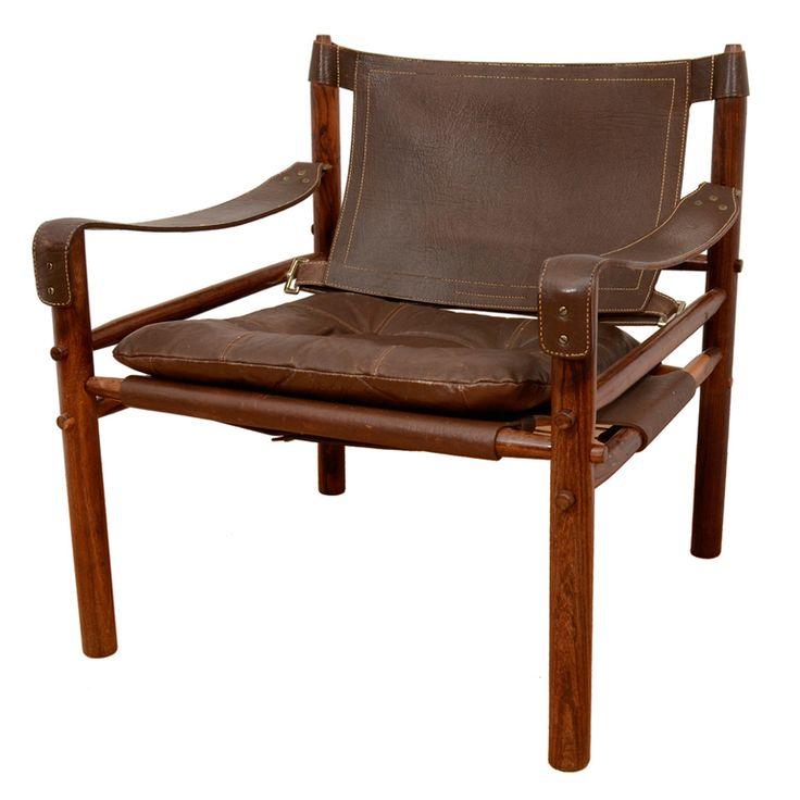 1stdibs Arne Norell Safari Chair L Fam