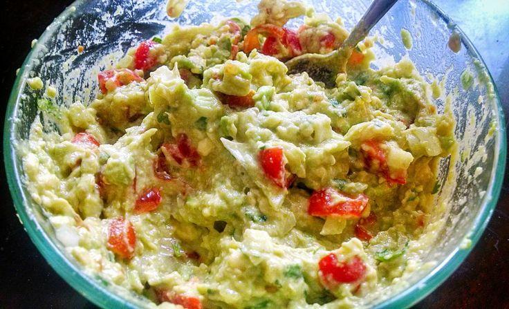 Classic Guacamole | Appetizers | Pinterest