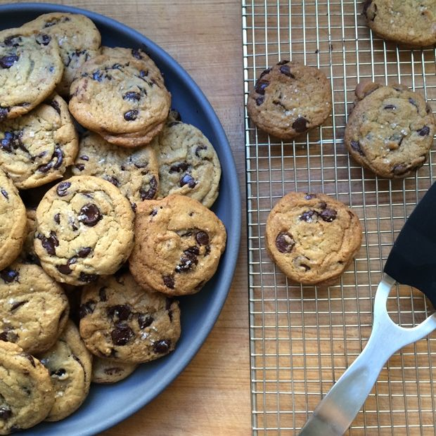the best chocolate chip cookies... ever