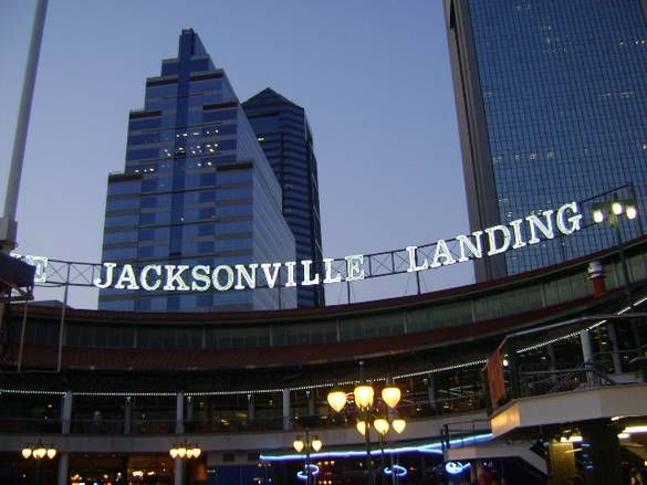 jacksonville landing memorial day weekend