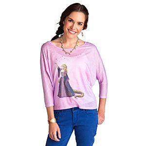 Rapunzel Tee for Women - Disney Fairytale Designer Collection | Disney