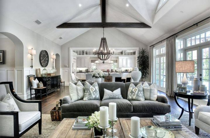 hampton style living room jonathan pinterest