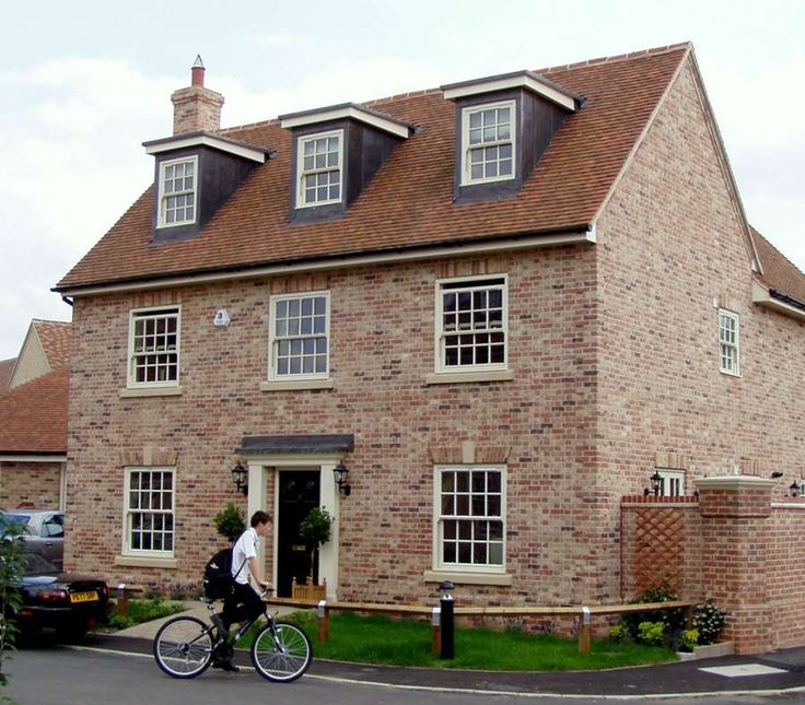 Potton Rectory Home Exteriors Pinterest