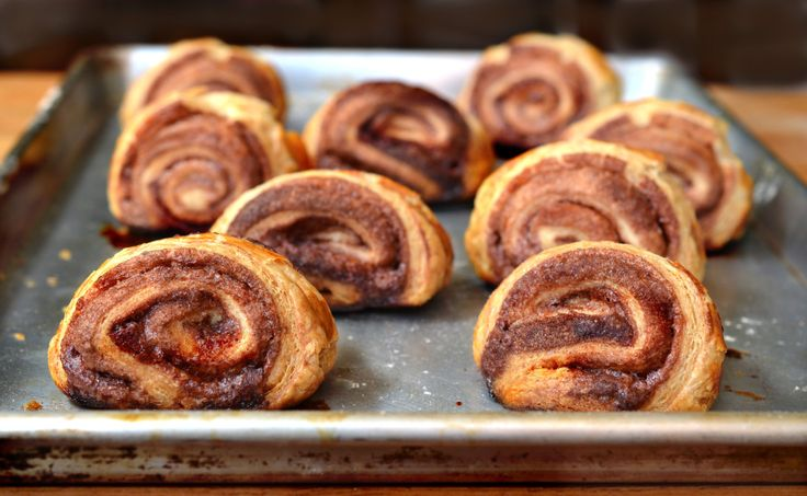 Lighter-Than-Air Cinnamon Rolls | Noms: The Morning Edition | Pintere ...