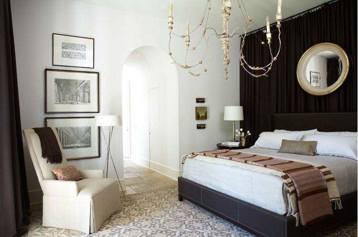 black accent wall guest room ideas pinterest. Black Bedroom Furniture Sets. Home Design Ideas