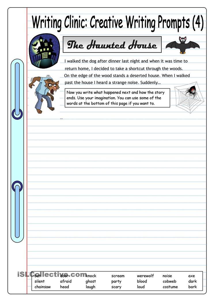 tips creative writing