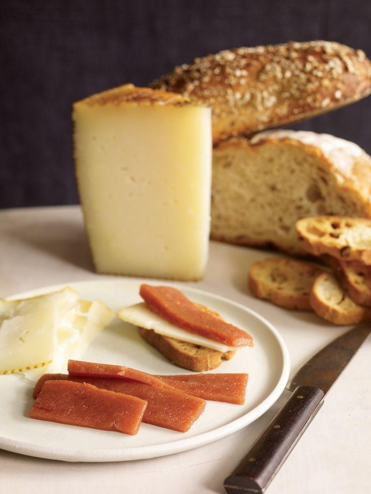 Membrillo (Quince Paste) Recipe | quince | Pinterest