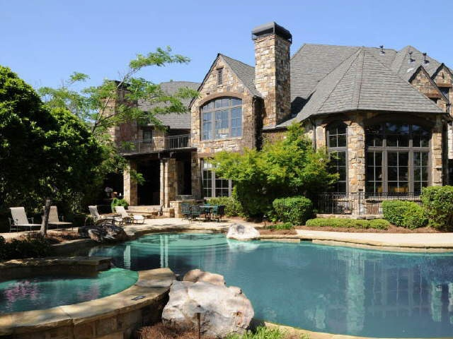 Nice House And Pool Area Home Pinterest