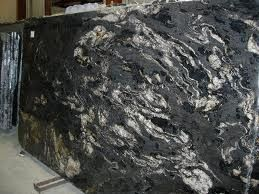 Black Granite Options : cosmic black granite - Google Search Kitchen Options Pinterest