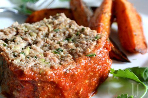 Zucchini Meatloaf | Eat. | Pinterest
