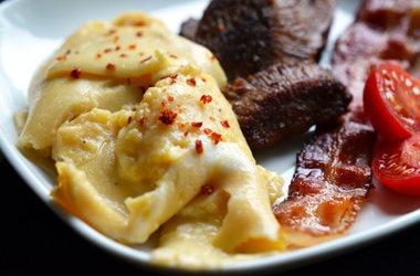 Sous Vide Scrambled Eggs | Recipes | Pinterest
