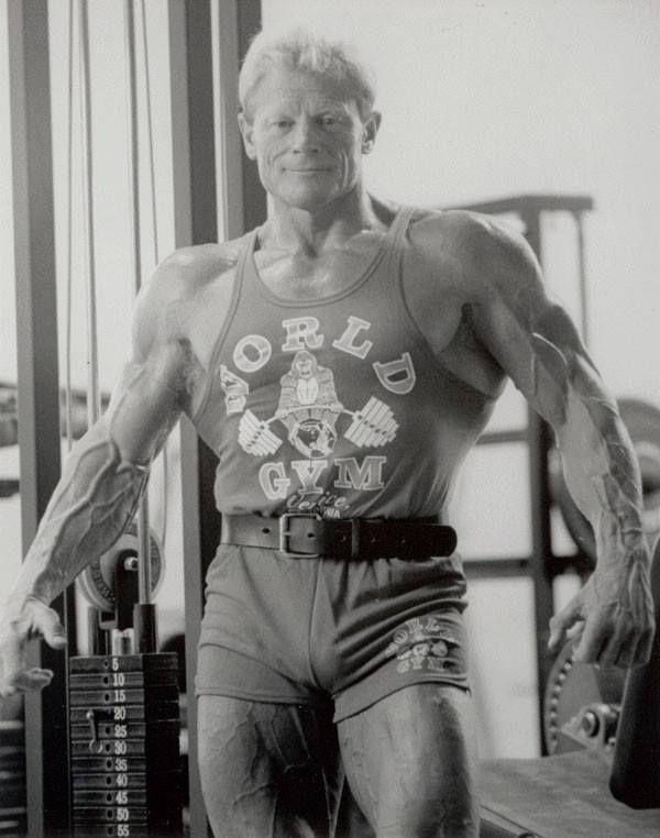 Dave Draper | Men In Body Building | Pinterest