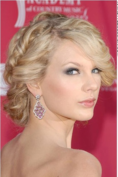 updo hairstyle taylor swift updo hairstyles pinterest