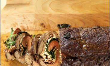 Rosa di Parma (Filled Beef Tenderloin) | Recipe