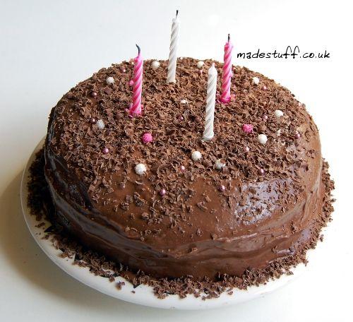 Mocha Fudge Cake with Coffee Icing | Food - recipes I'd like to try ...
