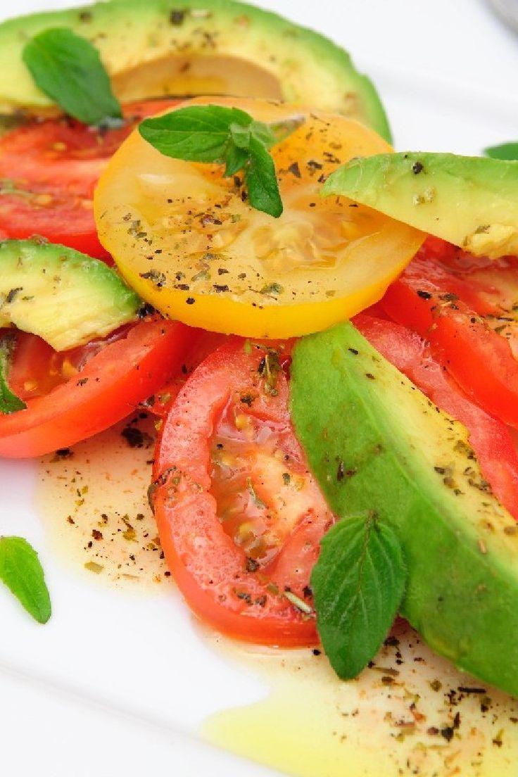 Avocado Salad Recipes