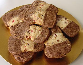 Neapolitan Cookies | Dessert recipes I want to try | Pinterest