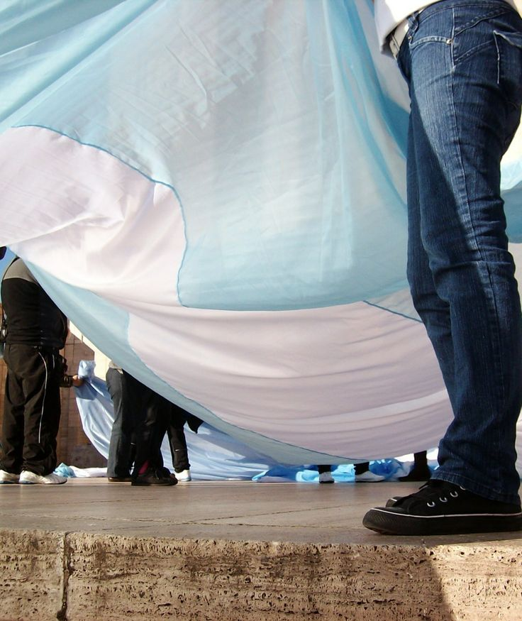 argentina day of the flag