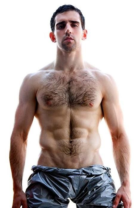 This idea Hotnaked hairy male model