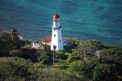 Diamond Head Lighthouse, Oahu, HI