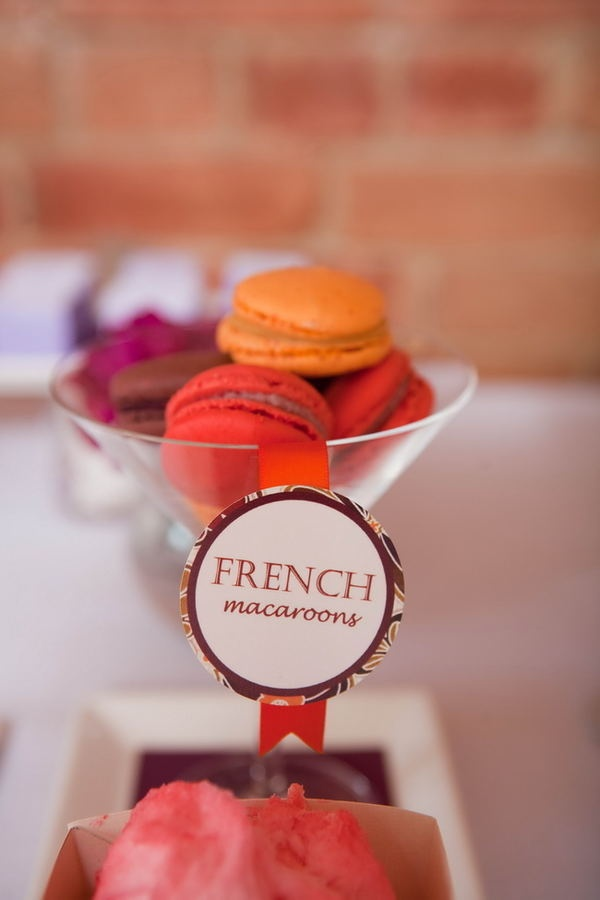 French Macaroons | My Future Patisserie | Pinterest