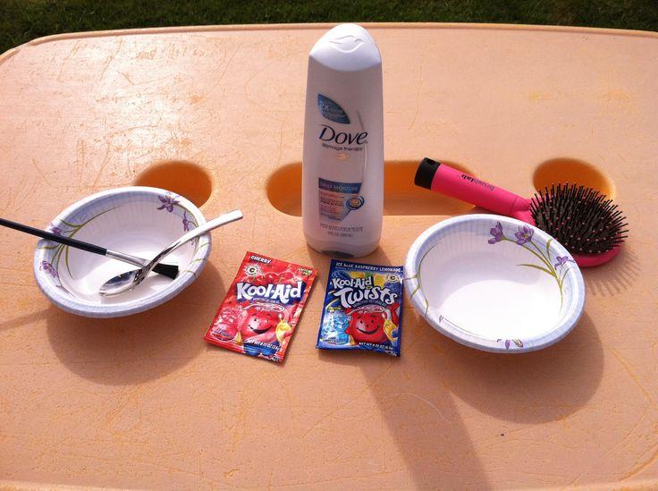 Kool-aid hair dye | Make-up and Hair | Pinterest