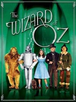 was the original wizard of oz movie in color