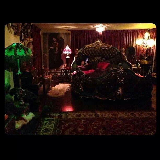 Kat Von D Bed For The Home Pinterest