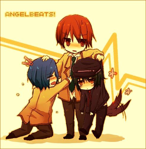 angel beats naoi x otonashi - photo #27