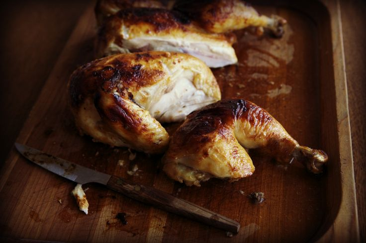 Miso Roast Chicken | Recipes to Try - Poultry | Pinterest
