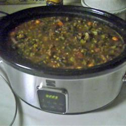 Slow Cooker Lentil and Ham Soup | Soups-Chowders-Broths-Stocks | Pint ...