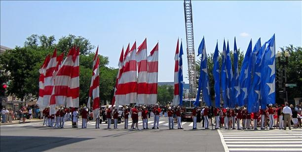 memorial day parade dc