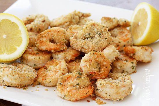 Healthy Breaded Shrimp | Skinnytaste