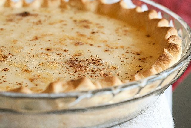 "Someone's ""Grandma's"" Sugar Cream Pie- want to try this for..."