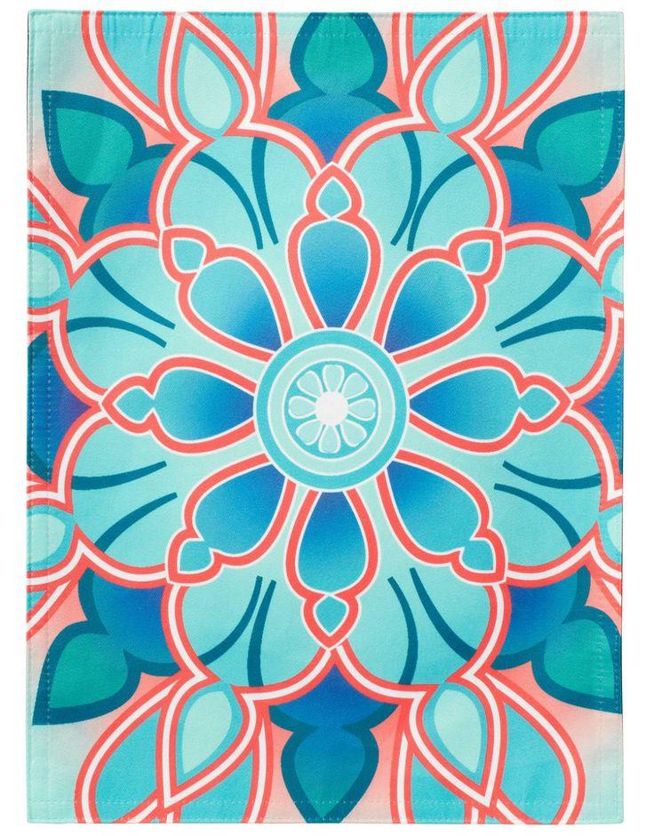 LAMIN bordstablett korall | Plastic | Placemat | Kökstextil | Inredning | INDISKA Shop Online