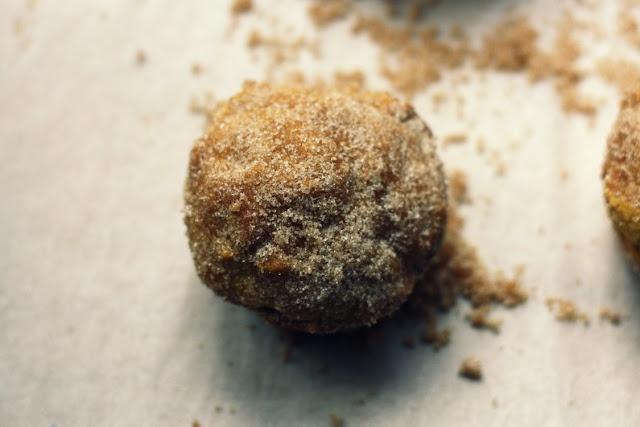 Pumpkin Doughnut Muffins | Beautiful Baked Goods | Pinterest