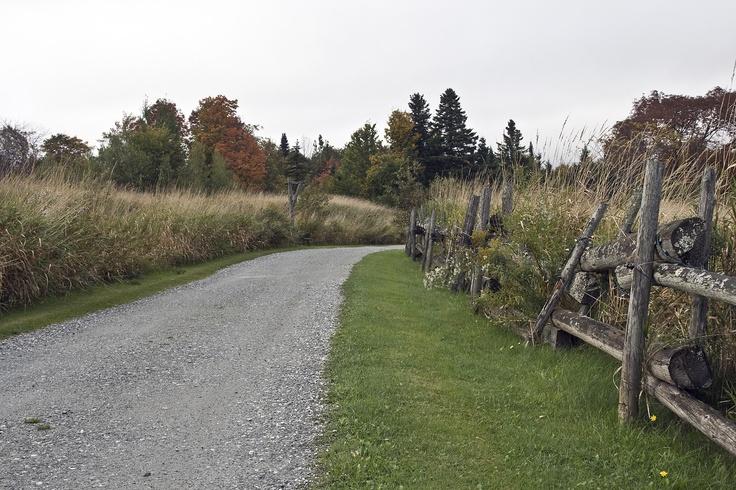 Fall at Spa Eastman - L'automne s'empare du Spa Eastman - Eastern Townships - Canton-de-l'Est - Estrie