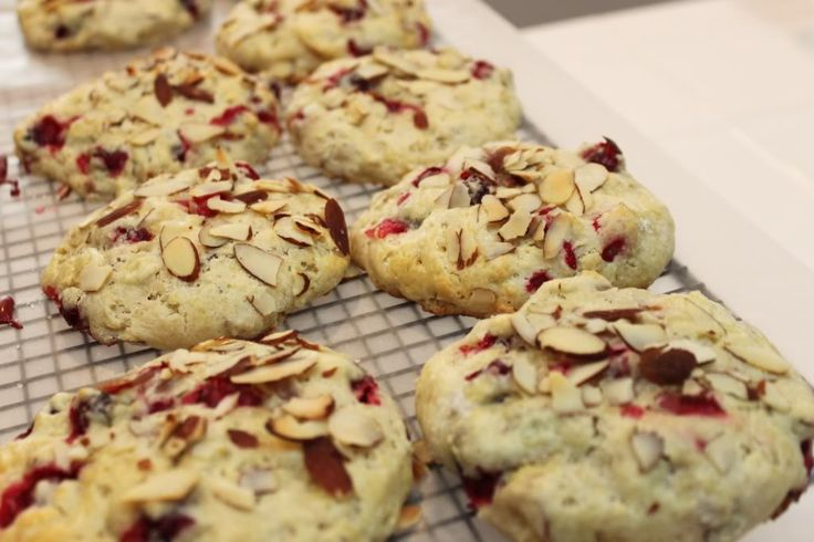 ... cranberry scones baked in teacups cranberry almond biscotti cranberry