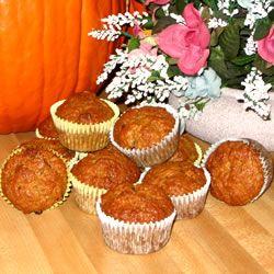 Addictive Pumpkin Muffins Allrecipes.com | Fall stuff | Pinterest