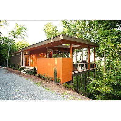 Escape To Blue Ridge Cabin Savasana Modern Home Design