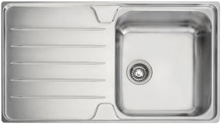 Franke Laser Sink : Franke Laser LSX611 1.0B Sinks & Taps Pinterest