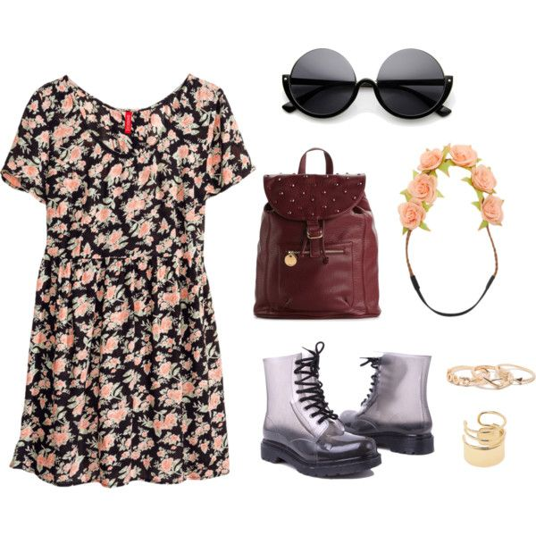Flower Power by zerouv on Polyvore: WOMENS HIGH FASHION UPSIDE DOWN