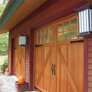Garage door design ideas pictures remodel and decor for Idea doors design srl