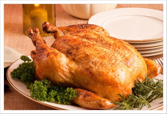 Buttermilk-Honey Brined Turkey: This buttermilk based brine produces a ...