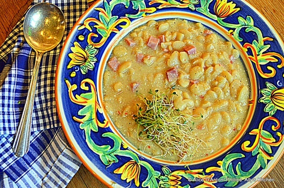 Lima beans and Ham soup | Food | Pinterest