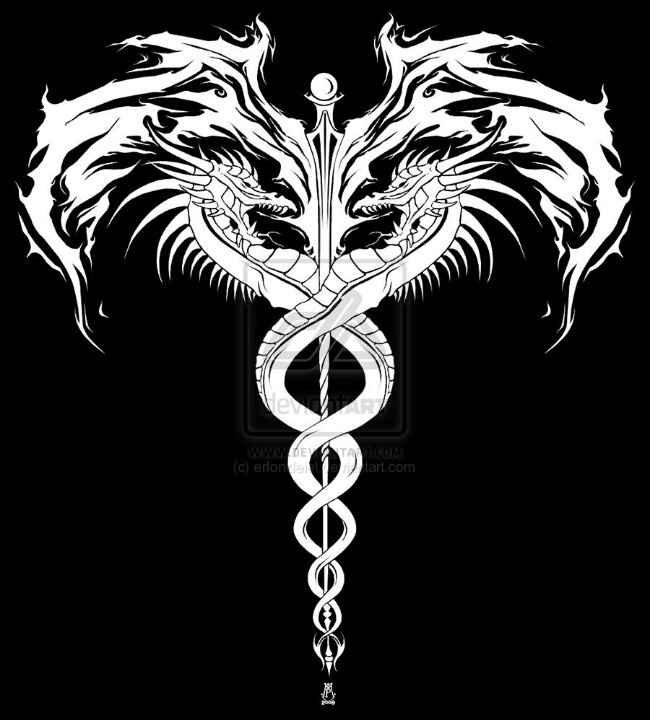 Hermes+Greek+God+Symbols ... symbol, known as a caduceus... carried by ...